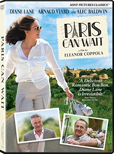 Paris Can Wait Lane Baldwin Viard DVD Pg