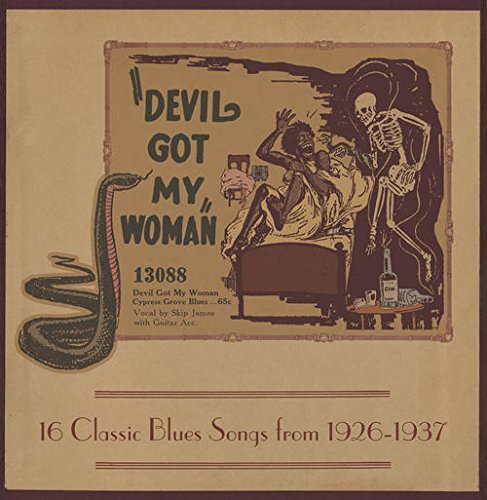 Devil Got My Woman 16 Classic Blues Songs 1926 1937 (red & Yellow Vinyl) Lp