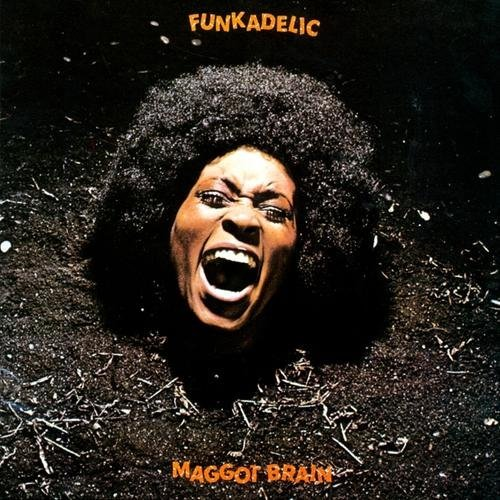 Funkadelic Maggot Brain (clear & Blue Vinyl) Lp
