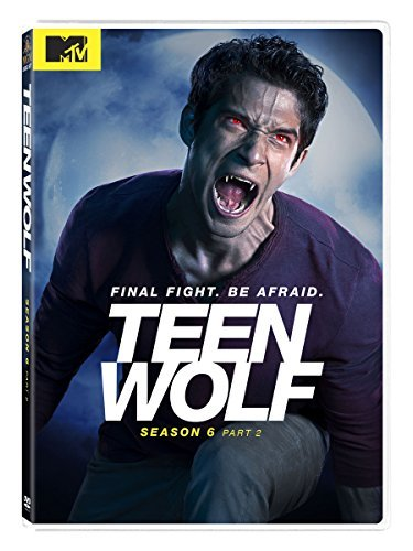 Teen Wolf Season 6 Part 2 DVD
