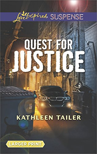 Kathleen Tailer Quest For Justice Large Print