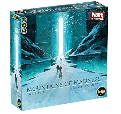 Board Game Mountains Of Madness