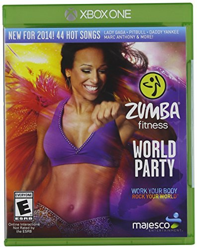 Xbox One Zumba Fitness World Party