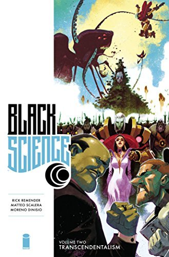 Rick Remender Black Science Volume 2 (premiere Edition)