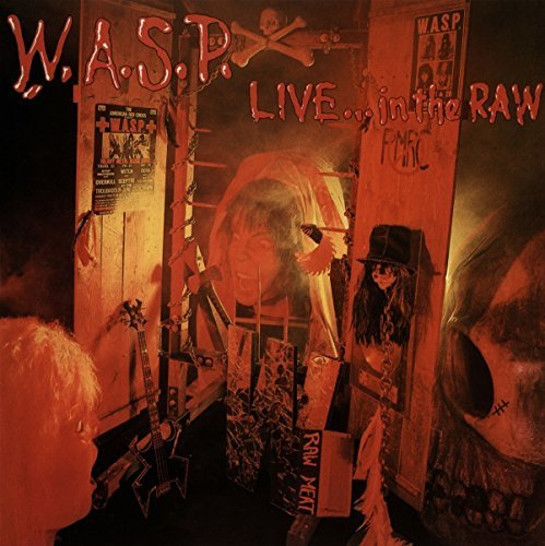 Wasp Live In The Raw