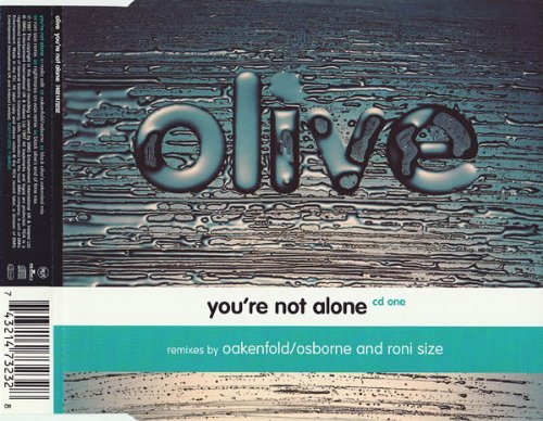 Olive You're Not Alone CD European Rca 1997