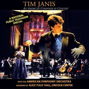 American Symphony Orchestra Tim Janis An American Composer In Concert