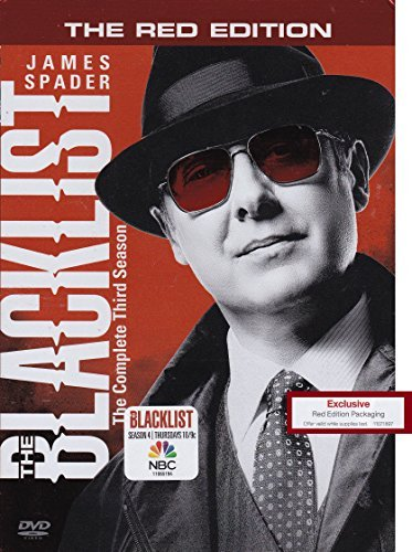 The Blacklist Season 3 The Red Edition