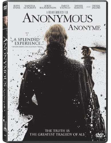 Anonymous Ifans Redgrave Spall Bilingual