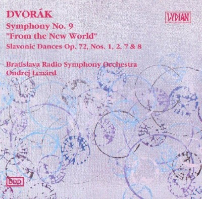 "A. Dvorak Sym 9 ""from The New World"""