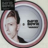 David Bowie Heroes (40th Anniversary Picture Disc) Import Gbr