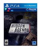 Ps4 Hidden Agenda (playlink) ***mobile Or Tablet Required***