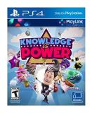 Ps4 Knowledge Is Power (playlink) ***mobile Or Tablet Required***