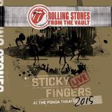 Rolling Stones From The Vault Sticky Fingers Live 2015 3lp+dvd