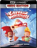 Captain Underpants First Epic Movie Captain Underpants First Epic Movie 4k Pg