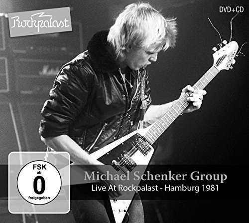 Michael Schenker Live At Rockpalast Hamburg 1981