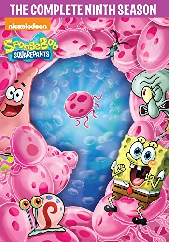 Spongebob Squarepants The Com Season 9 DVD