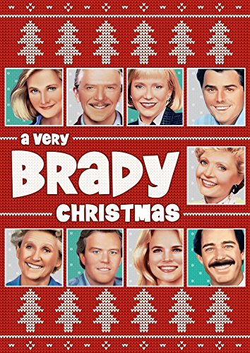 Brady Bunch A Very Brady Christmas DVD