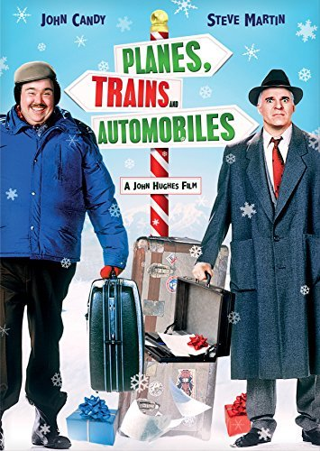Planes Trains & Automobiles Martin Candy DVD R