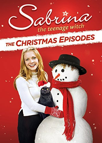 Sabrina The Teenage Witch Christmas Episodes DVD