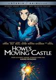 Howl's Moving Castle Studio Ghibli DVD Pg