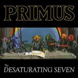 Primus The Desaturating Seven (clear W Rainbow Streak Vinyl)