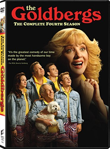 Goldbergs Season 4 DVD