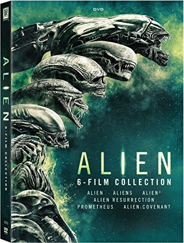 Alien 6 Film Collection Alien 6 Film Collection