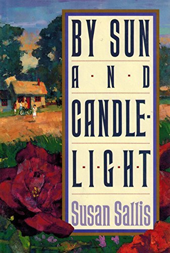 Susan Sallis By Sun And Candlelight