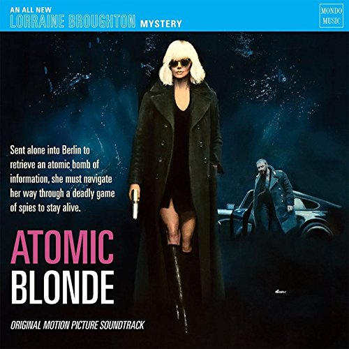 Atomic Blonde Soundtrack 2lp