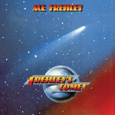 Frehley Ace Frehley's Comet Blue White Marble Vinyl Rocktober 2017 Exclusive