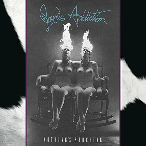 Jane's Addiction Nothing's Shocking (clear Vinyl) Rocktober 2017 Exclusive