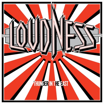 Loudness Thunder In The East Red Vinyl Rocktober 2017 Exclusive