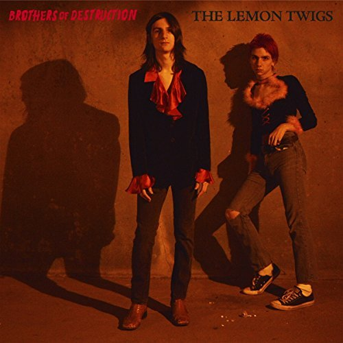 The Lemon Twigs Brothers Of Destruction Ep