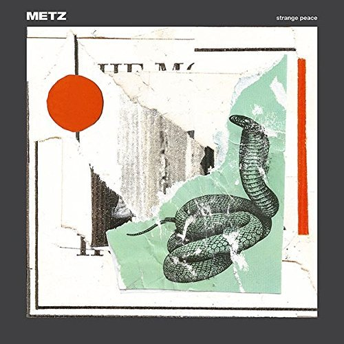 Metz Strange Peace Includes Download