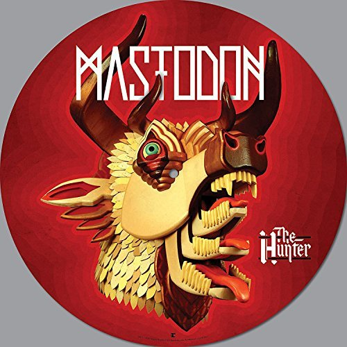 Mastodon The Hunter (pic Disc) Vinyl Picture Disc