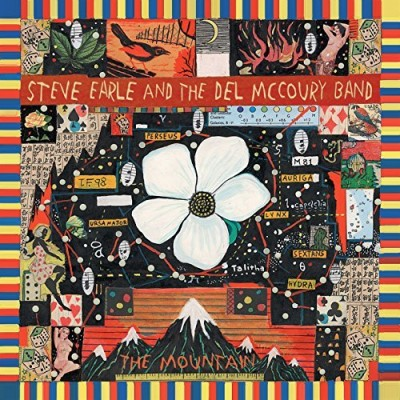 Steve Earle & The Del Mccoury Band The Mountain 2lp