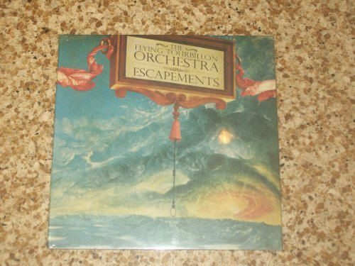 The Flying Tourbillon Orchestra The Flying Tourbillon Orchestra CD Escapements