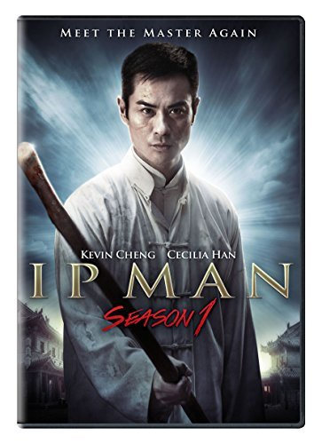 Ip Man Season 1 DVD