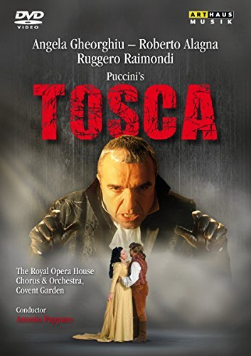 Tosca Puccini Pappano
