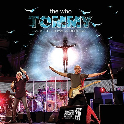The Who Tommy Live At The Royal Albert Hall 3 Lp