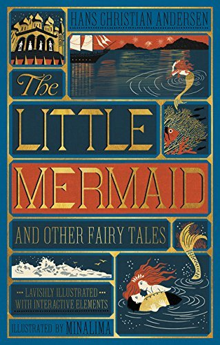 Hans Christian Andersen Little Mermaid And Other Fairy Tales The (illustr