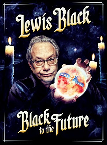 Black To The Future Black Lewis DVD