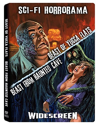 Beast Of Yucca Flats Beast From Haunted Cave Double Feature DVD Nr