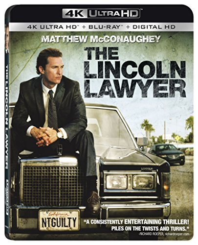 Lincoln Lawyer Mcconaughey Tomei Phillippe 4k R