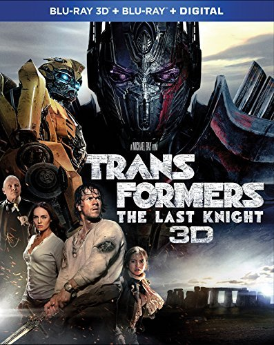 Transformers Last Knight Wahlberg Hopkins 3d Blu Ray Dc Pg13