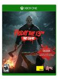 Xbox One Friday The 13th The Game