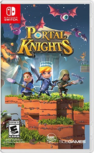 Nintendo Switch Portal Knights Gold Throne Edition