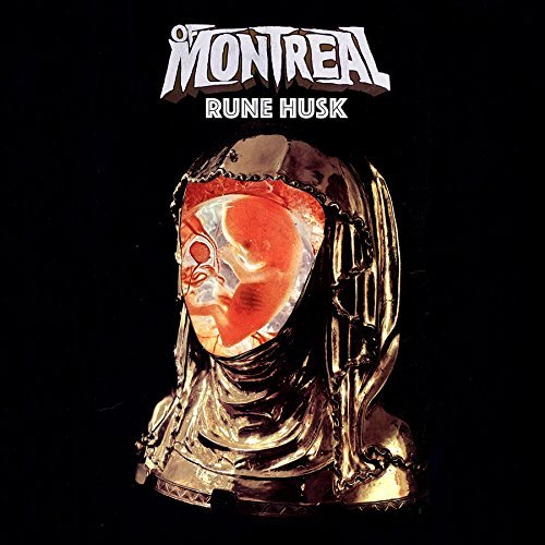 Of Montreal Rune Husk (clear Vinyl) Import Can 180gm Clear Vinyl