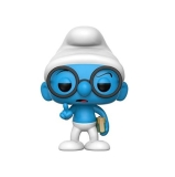Pop Smurfs Brainy Smurf